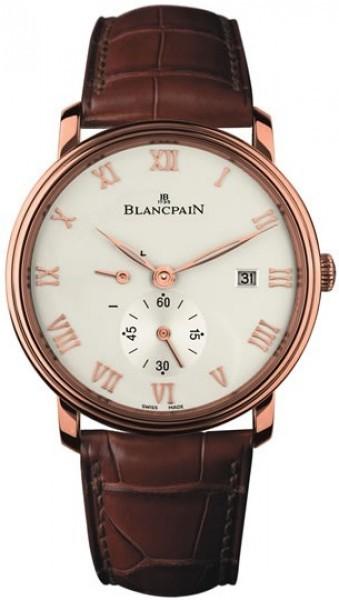 Blancpain Villeret Ultraflach Herrklocka 6606-3642-55B