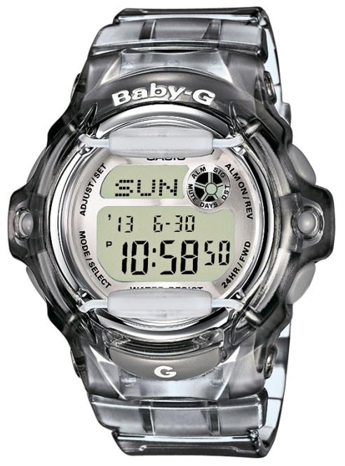 Casio Baby-G Damklocka BG-169R-8BER LCD/Resinplast Ø42.6 mm
