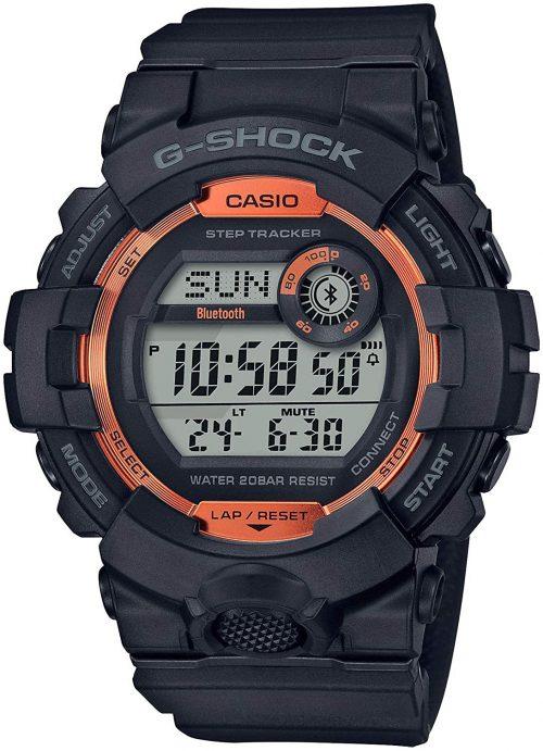 Casio G-Shock Herrklocka GBD-800SF-1ER LCD/Resinplast Ø49 mm