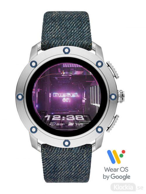 DIESEL ON Smartwatch Axial Gen 5 DZT2015