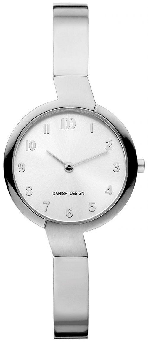 Danish Design Classic Damklocka IV62Q1201 Silverfärgad/Titan Ø28 mm