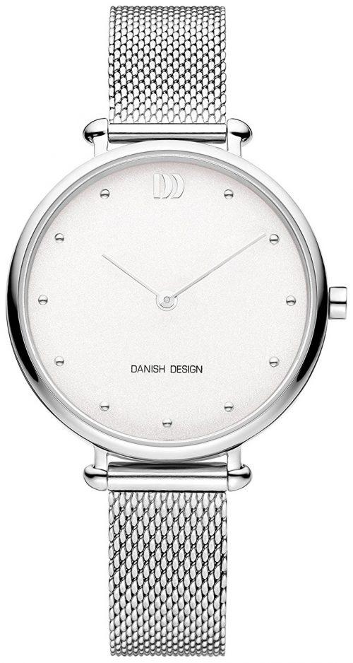 Danish Design Dress Damklocka IV62Q1229 Silverfärgad/Stål Ø33 mm