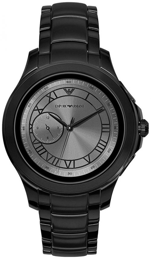 Emporio Armani Connected Herrklocka ART5011 Grå/Stål Ø43 mm