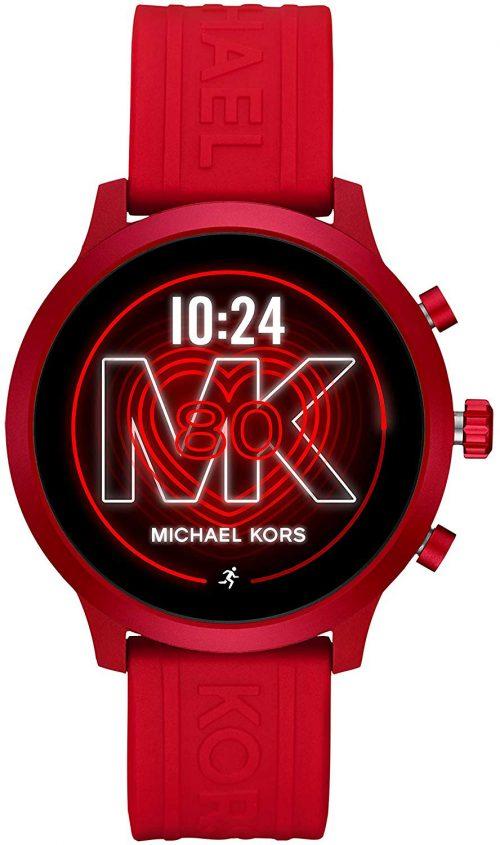 Michael Kors 99999 Damklocka MKT5073 LCD/Gummi Ø43 mm