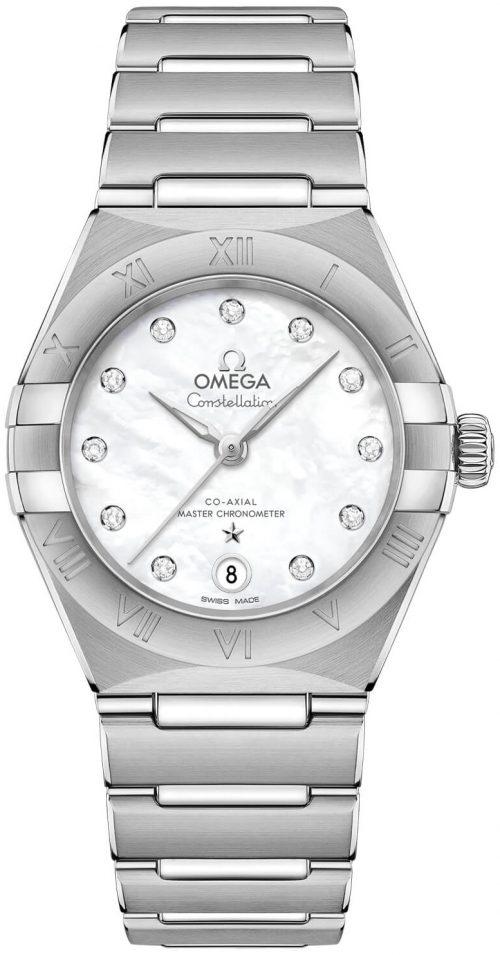 Omega Constellation Co-Axial 29Mm Damklocka 131.10.29.20.55.001