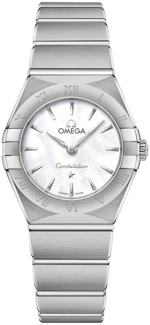 Omega Constellation Quartz 25Mm Damklocka 131.10.25.60.05.001