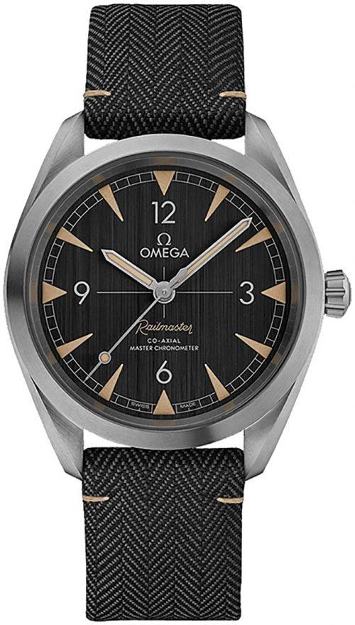 Omega Seamaster Railmaster Herrklocka 220.12.40.20.01.001
