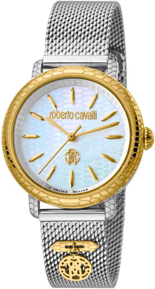 Roberto Cavalli by Franck Muller Dress Damklocka RV1L098M0106