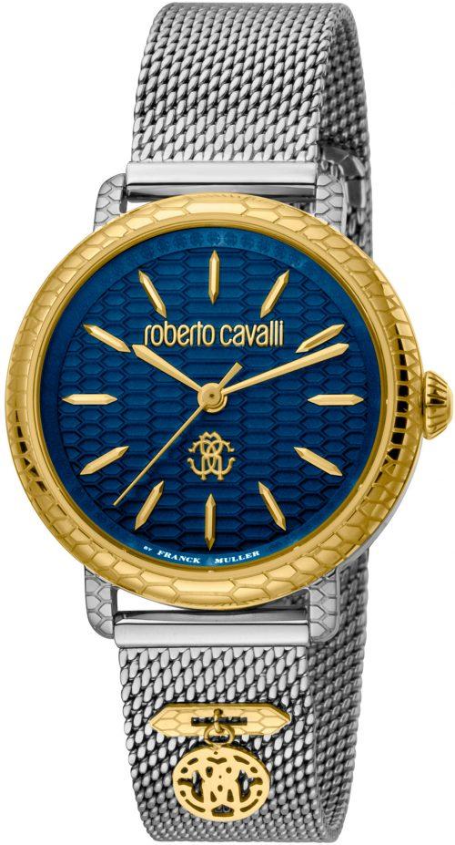 Roberto Cavalli by Franck Muller Dress Damklocka RV1L098M0116