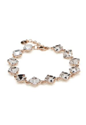 SNÖ of Sweden District Bracelet g/Clear One size