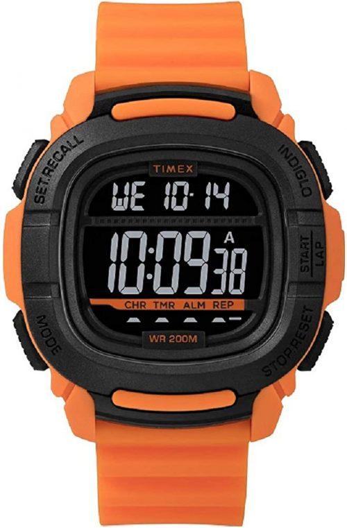 Timex 99999 Herrklocka TW5M26500 LCD/Gummi