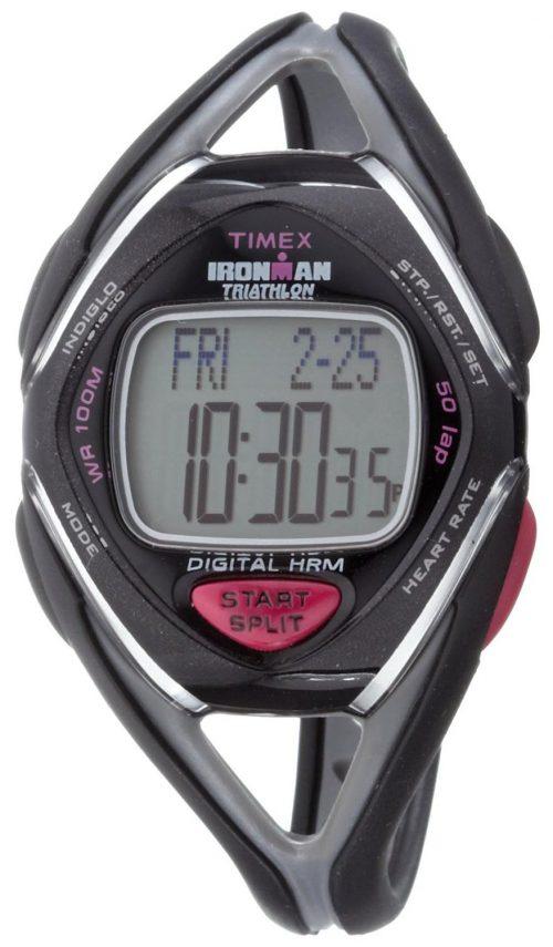 Timex Ironman Damklocka T5K219 LCD/Resinplast