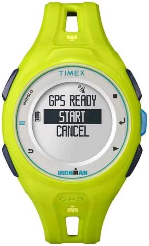 Timex Ironman Herrklocka TW5K87500H4 LCD/Resinplast Ø43 mm