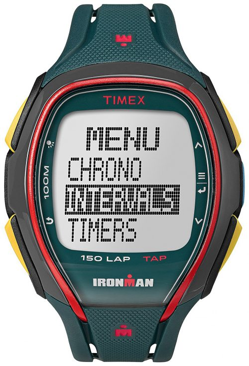 Timex Ironman Herrklocka TW5M00700 LCD/Resinplast