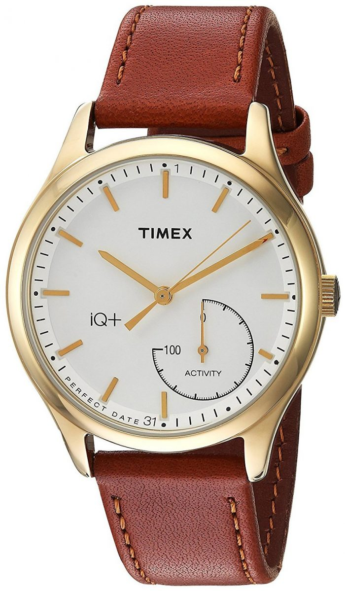 Timex Sport Damklocka TWG013600 Vit/Läder Ø37 mm