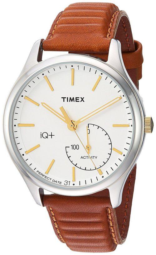 Timex Sport Herrklocka TW2P94700 Vit/Läder Ø41 mm