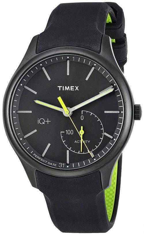 Timex Sport Herrklocka TW2P95100 Svart/Gummi Ø41 mm