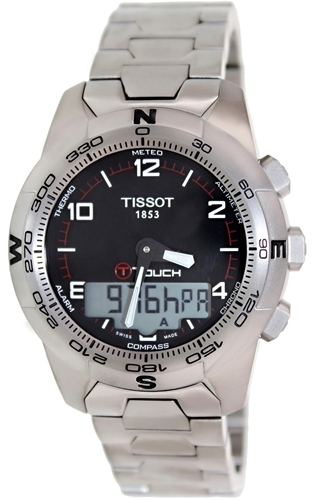 Tissot Heritage Prince I Herrklocka T047.420.44.057.00 Svart/Titan