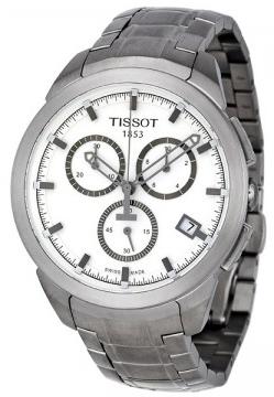 Tissot Titanium Herrklocka T069.417.44.031.00 Silverfärgad/Titan