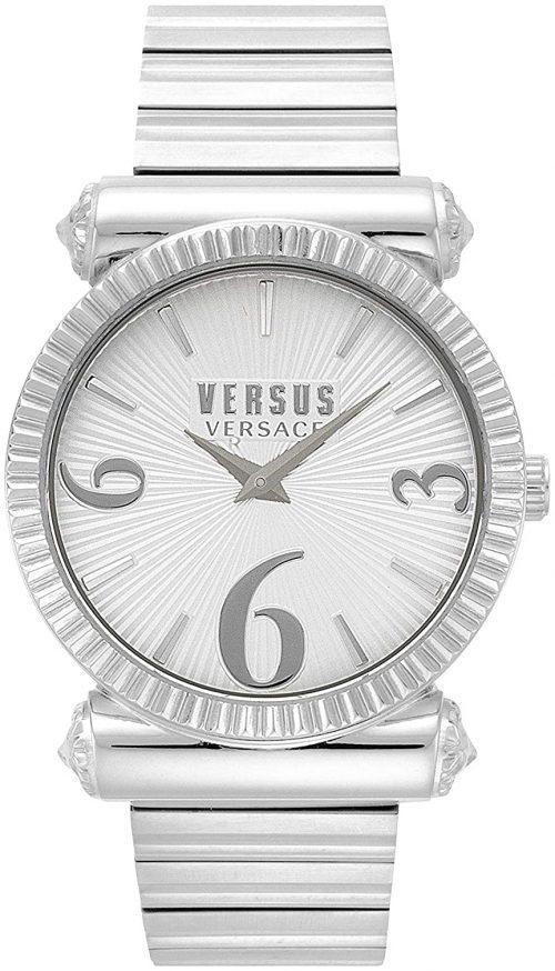 Versus by Versace Republique Damklocka VSP1V0819 Silverfärgad/Stål