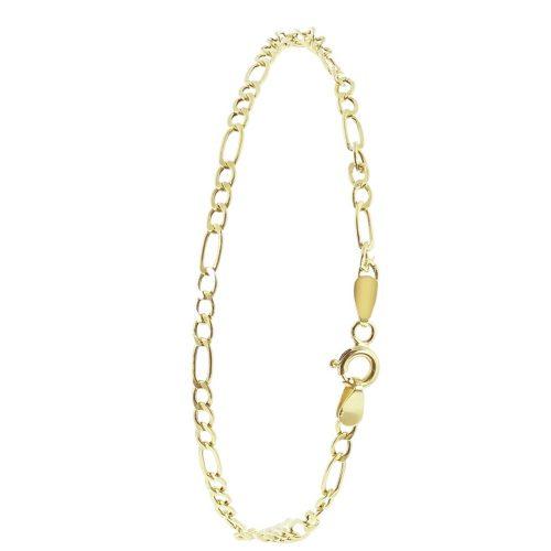 Armband 9K Guld - 19 cm
