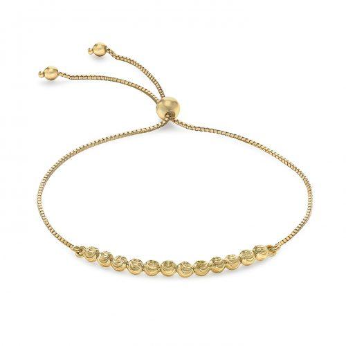 Armband 9K Guld - Kulor