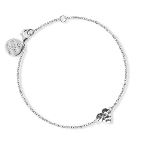Armband i rhodinerat äkta silver
