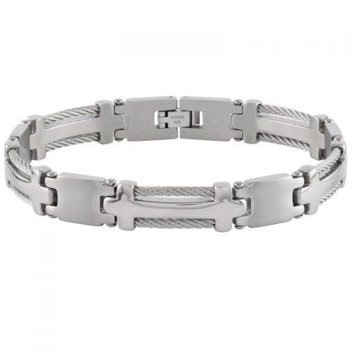 Armband i stål - Herr