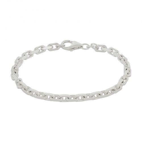Armband silver - Ankarkedja herr