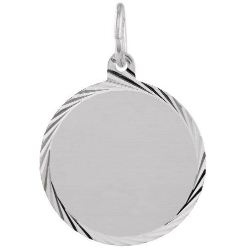 Berlock Silver -hänge 20mm