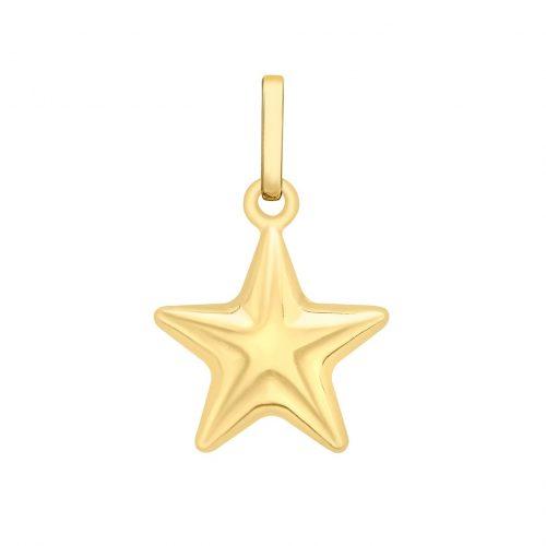 Berlock för barn 9K Guld - Stjärna