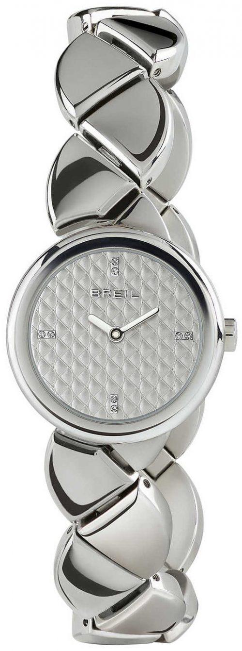 Breil Hive Damklocka TW1479 Silverfärgad/Stål Ø26 mm