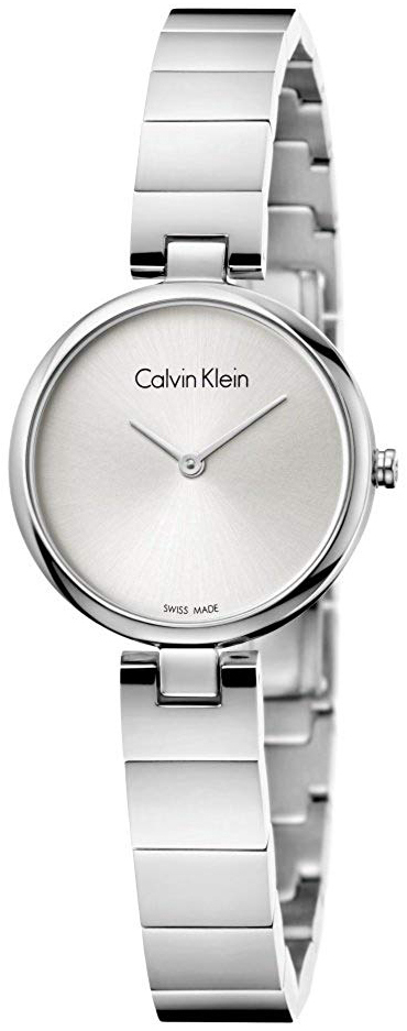 Calvin Klein Authentic Damklocka K8G23146 Silverfärgad/Stål Ø28 mm