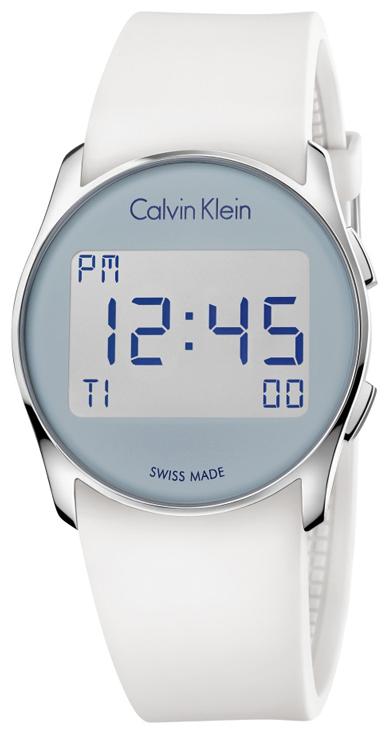 Calvin Klein Future Damklocka K5B23UM6 LCD/Gummi Ø38 mm