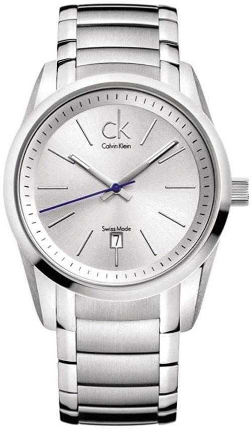Calvin Klein Wingmate Herrklocka K9511104 Silverfärgad/Stål Ø40 mm