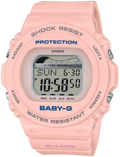 Casio Baby-G Damklocka BLX-570-4ER LCD/Resinplast Ø43 mm