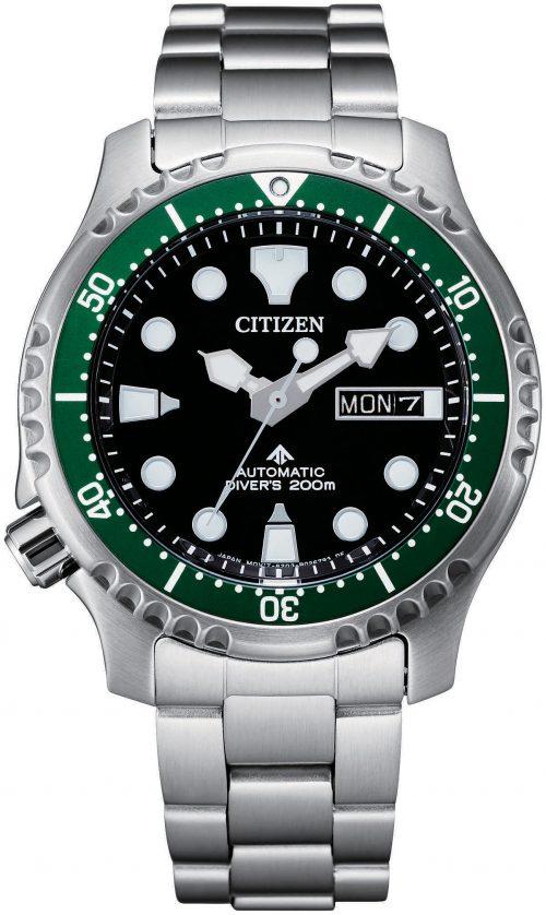 Citizen Promaster Herrklocka NY0084-89E Svart/Stål Ø41 mm