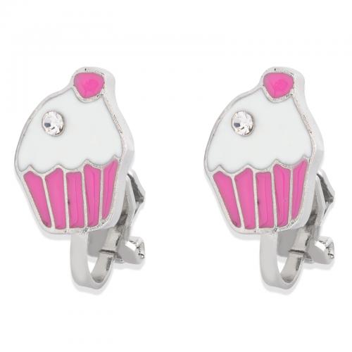 Clipsörhängen Cupcakes