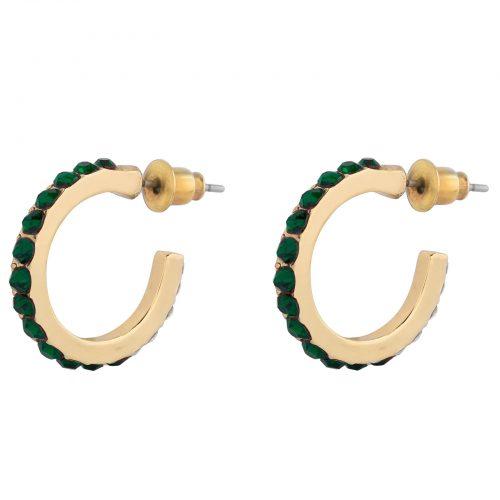 Creoler med gröna stenar Montini