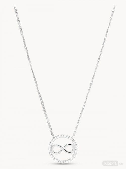 Damsmycke FOSSIL Halsband Sterling Silver JFS00523040