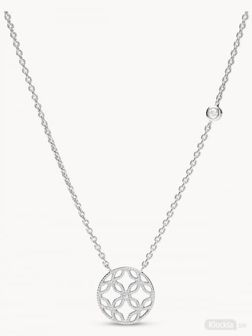 Damsmycke FOSSIL Halsband Sterling Silver JFS00527040