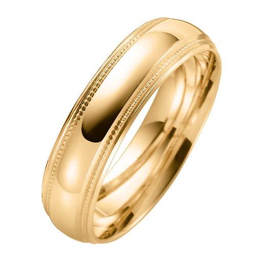 Förlovningsring 18K guld, 56