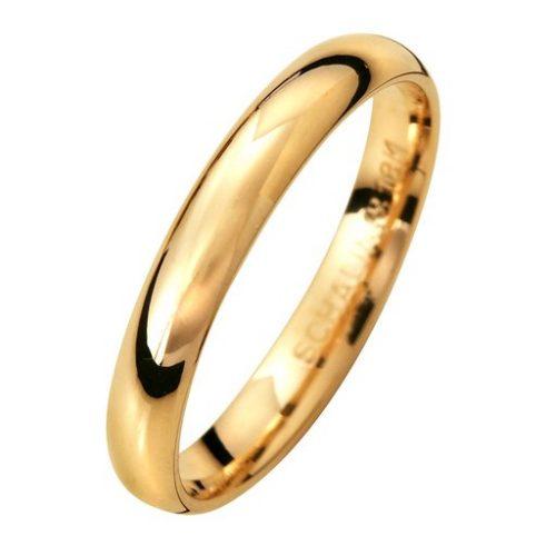 Förlovningsring i 18K guld 3mm, 61
