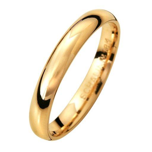 Förlovningsring i 18K guld 3mm, 68