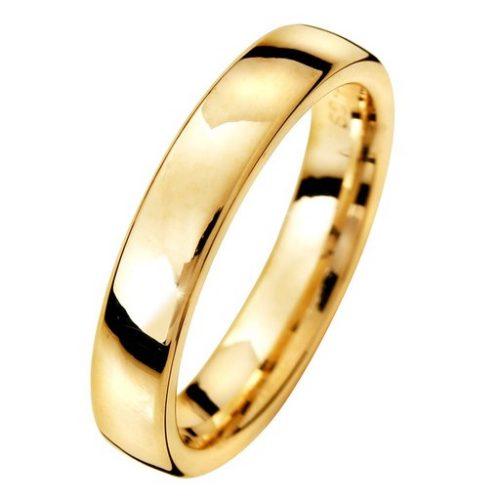 Förlovningsring i 18K guld 4mm, 69