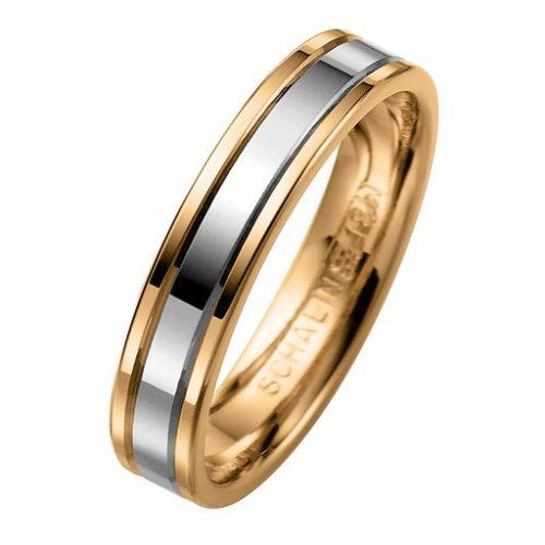 Förlovningsring i 18K guld, 51