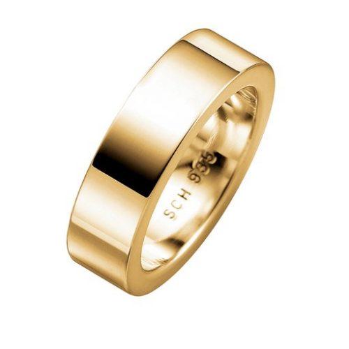 Förlovningsring i 18K guld 5mm, 47