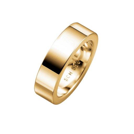 Förlovningsring i 18K guld 5mm, 49