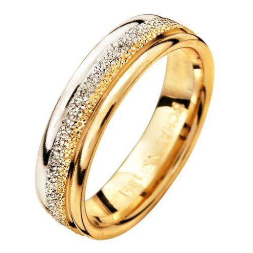 Förlovningsring i 18K guld 5mm, 53