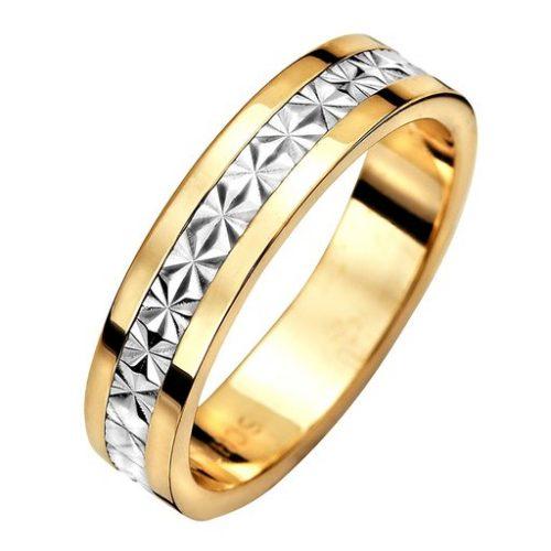 Förlovningsring i 18K guld, 64
